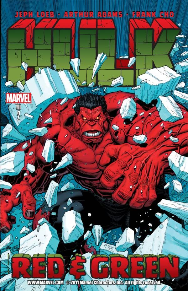 Hulk Vol. 2: Red & Green