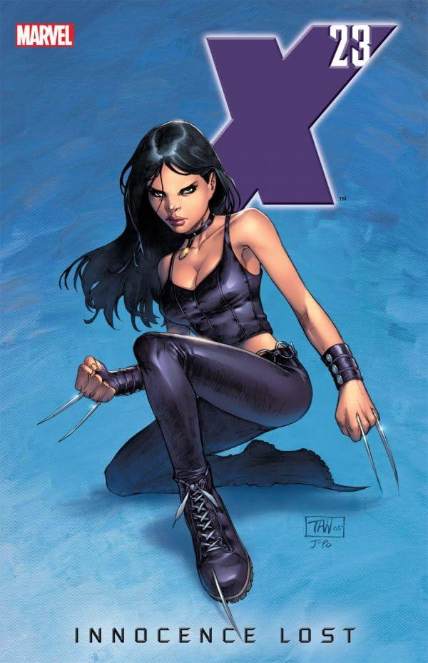 X-23: Innocence Lost