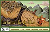 Farlaine the Goblin: Books 1-3: The Tinklands, The Saltlands, & The Racelands
