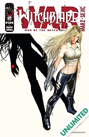 Witchblade #126