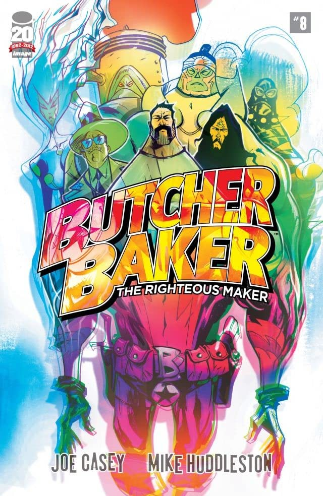 Butcher Baker: The Righteous Maker #8