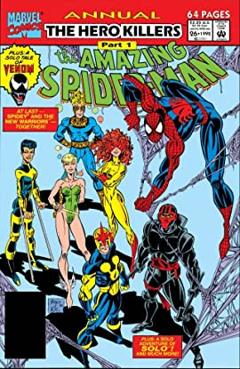 Amazing Spider-Man (1963-1998) Annual No.26