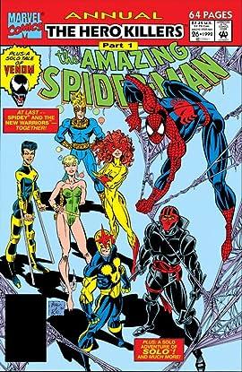 Amazing Spider-Man (1963-1998) Annual #26