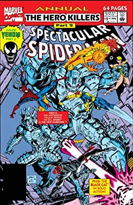 Peter Parker, The Spectacular Spider-Man (1976-1998) Annual No.12