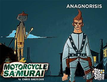 Motorcycle Samurai #4: Anagnorisis