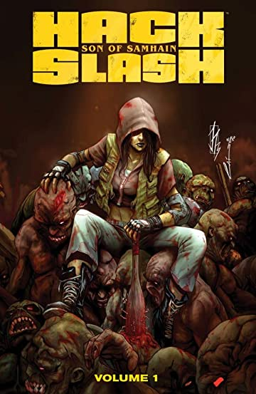 Hack/Slash: Son of Samhain Vol. 1