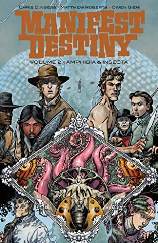 Manifest Destiny Vol. 2
