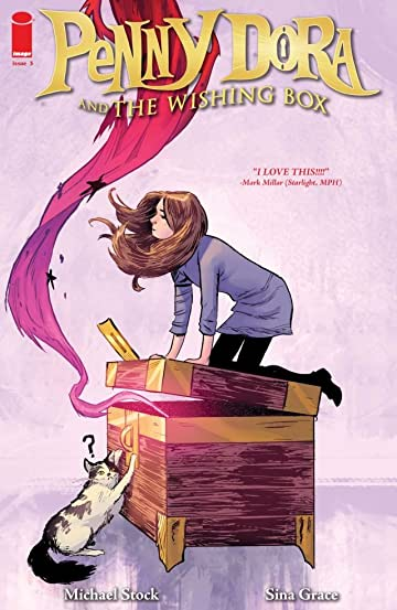 Penny Dora & The Wishing Box #3 (of 5)