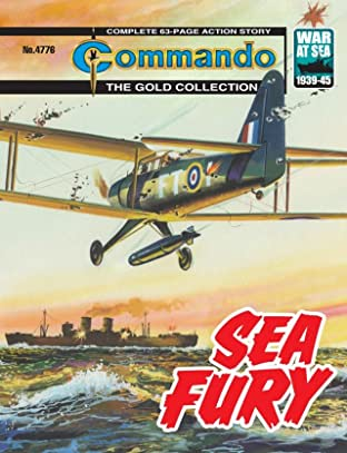 Commando #4776: Sea Fury