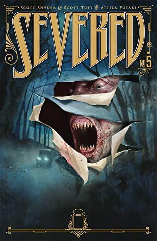 Severed No.5 (sur 7)