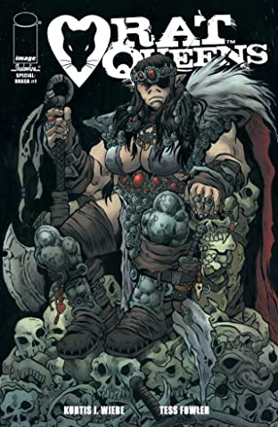 Rat Queens Special: Braga No.1