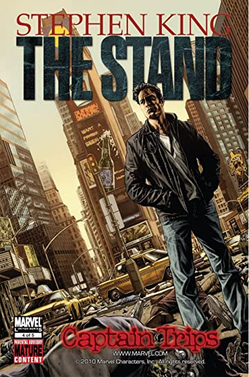The Stand: Captain Trips #4 (of 5)