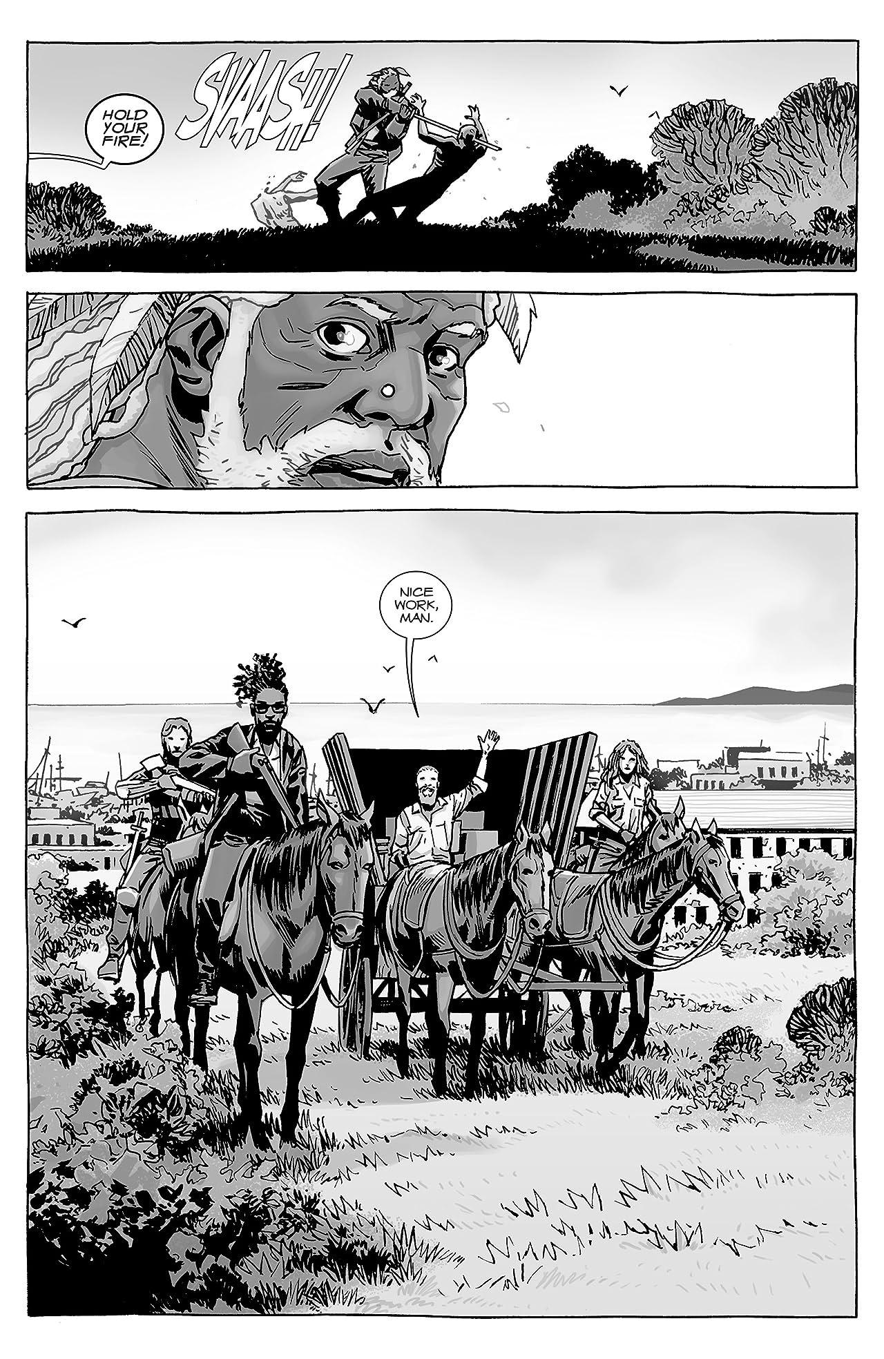The Walking Dead #139