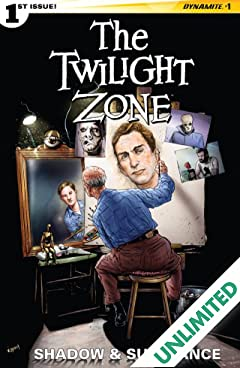The Twilight Zone: Shadow and Substance #1: Digital Exclusive Edition