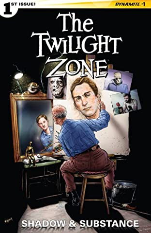 The Twilight Zone: Shadow and Substance #1: Digit