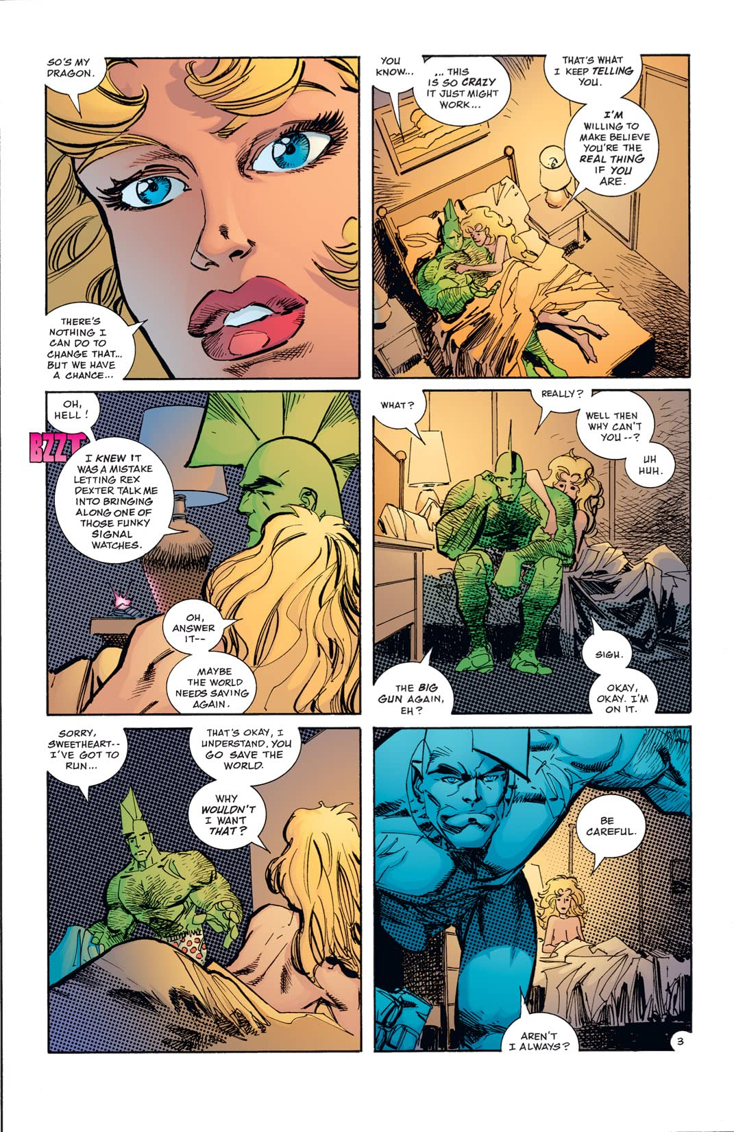 Savage Dragon #102