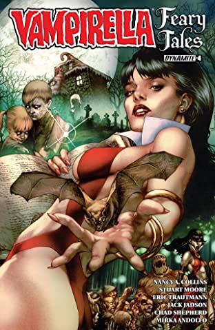 Vampirella: Feary Tales #4 (of 5): Digital Exclusive Edition