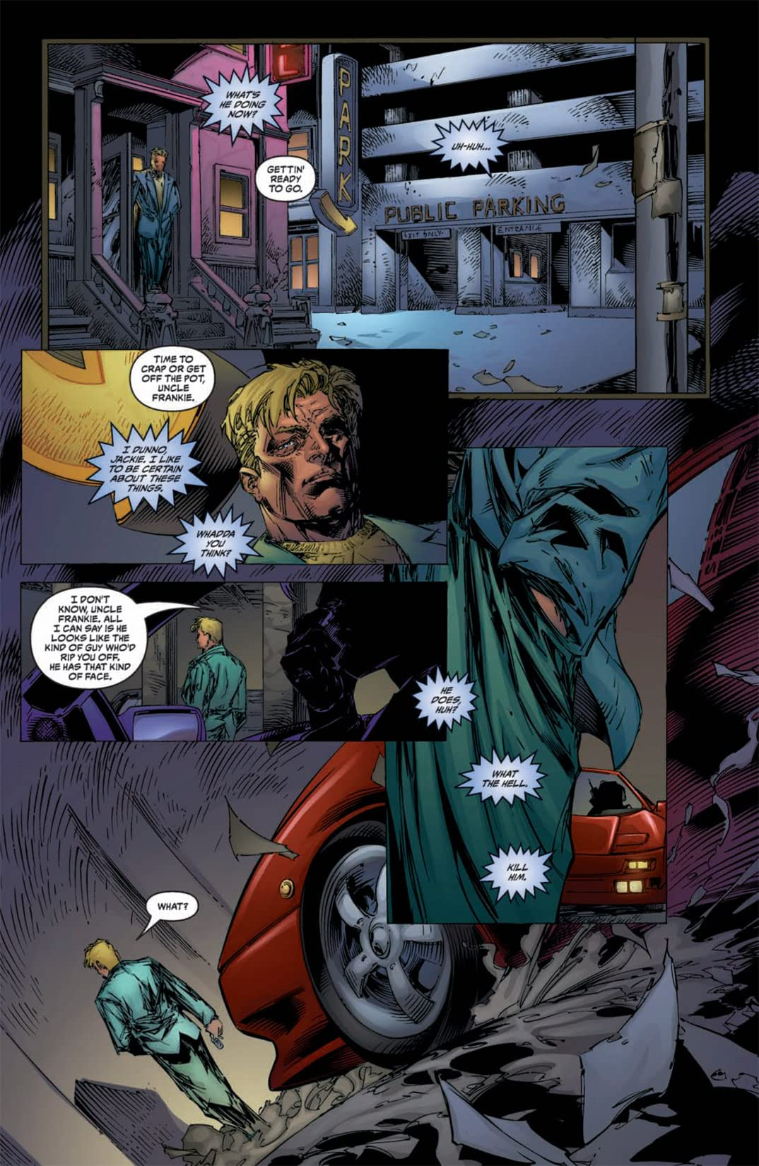 The Darkness #26