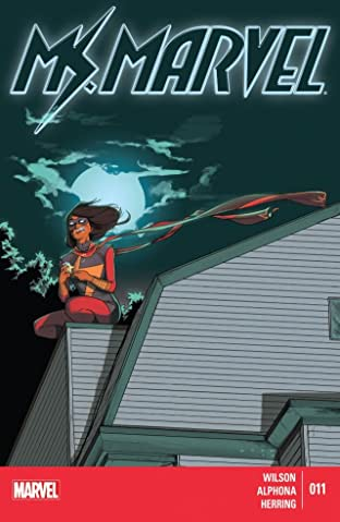 Ms. Marvel (2014-2015) No.11