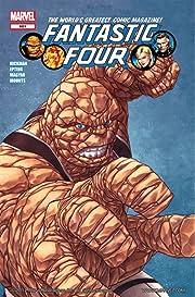 Fantastic Four (1998-2012) #601