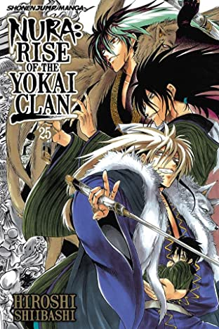 Nura: Rise of the Yokai Clan Vol. 25