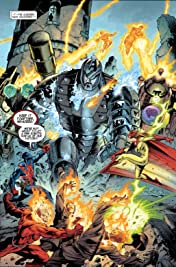 Fear Itself: The Fearless #5 (of 12)