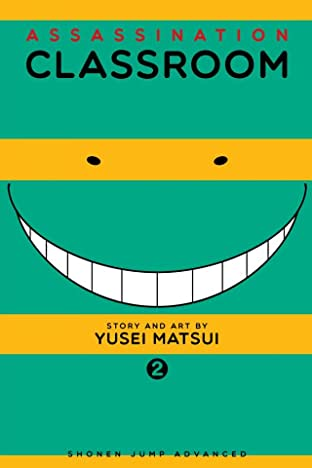 Assassination Classroom Tome 2