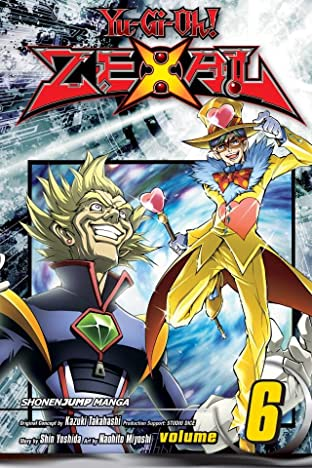 Yu-Gi-Oh! Zexal Vol. 6