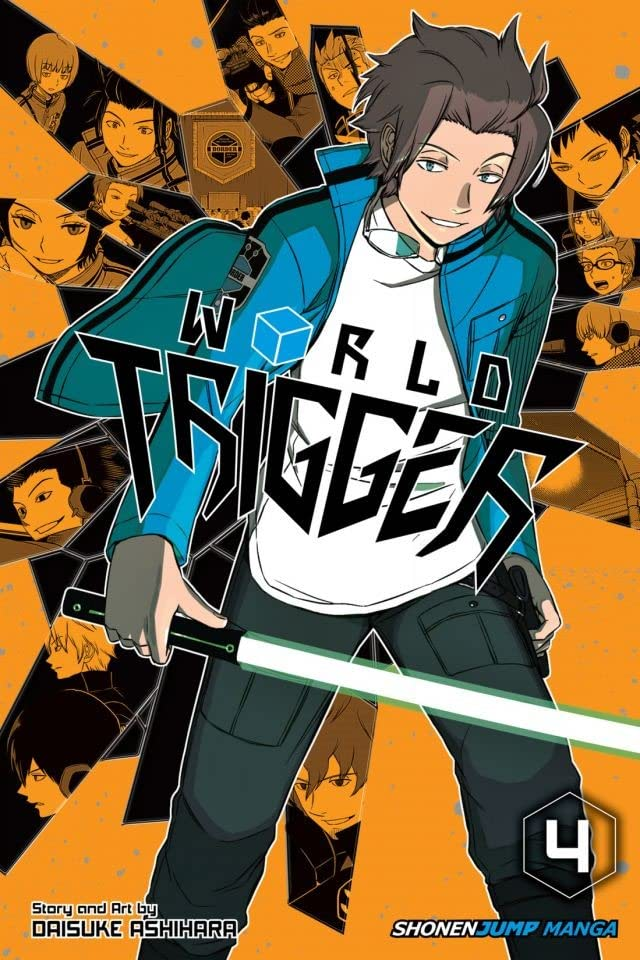 World Trigger Vol. 4