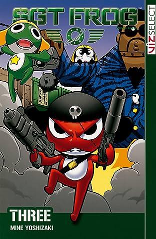 Sgt. Frog Vol. 3