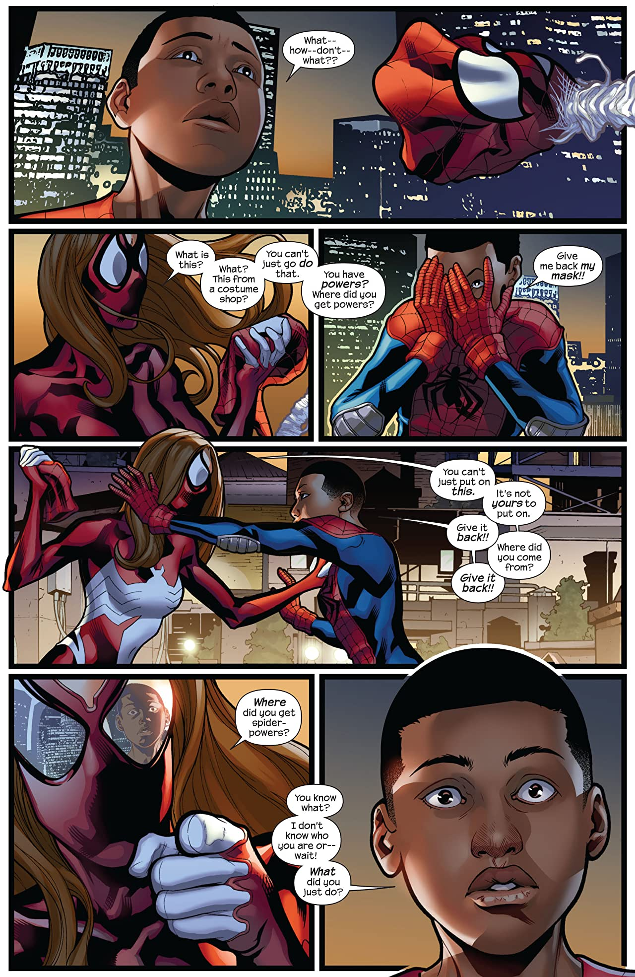 Ultimate Comics Spider-Man (2011-2013) #5