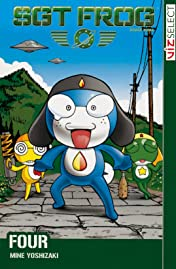 Sgt. Frog Vol. 4