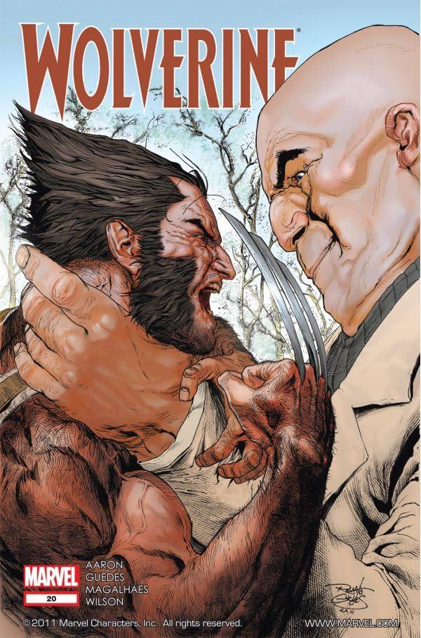 Wolverine (2010-2012) #20