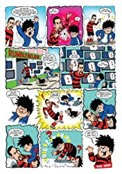 The Beano presents Dennis the Menace and Gnasher #1: Rampaging Menaces