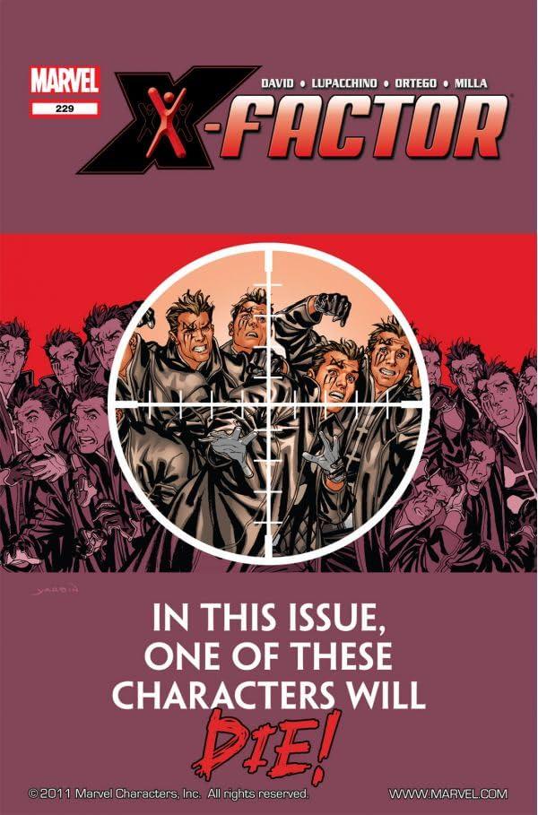 X-Factor (2005-2013) #229