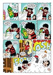 The Beano presents Dennis the Menace and Gnasher #9: Menaces Making Waves