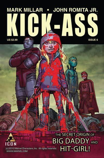 Kick-Ass #6