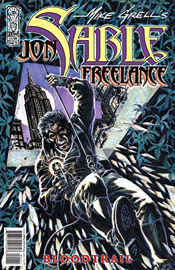 Jon Sable: Freelance - Bloodtrail #1