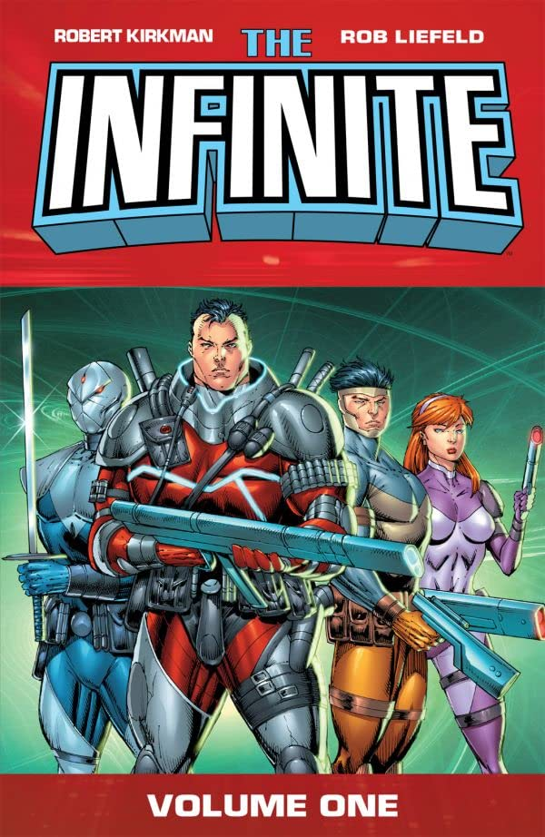 The Infinite Tome 1