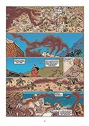 Sinbad Vol. 2: La griffe du génie
