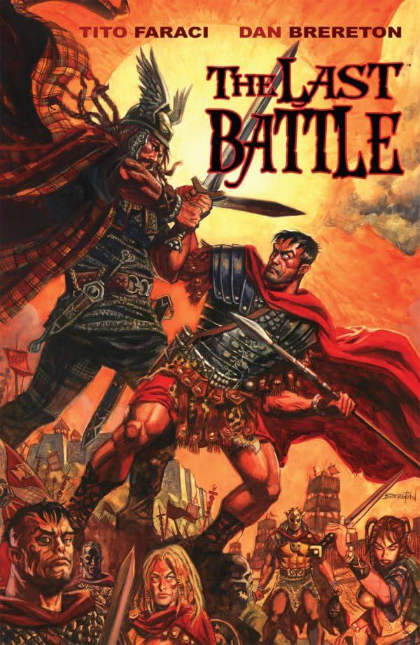 The Last Battle (One Shot)