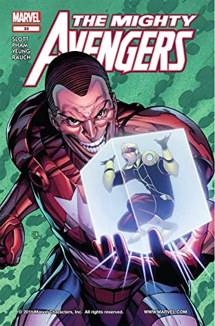 Mighty Avengers (2007-2010) No.33