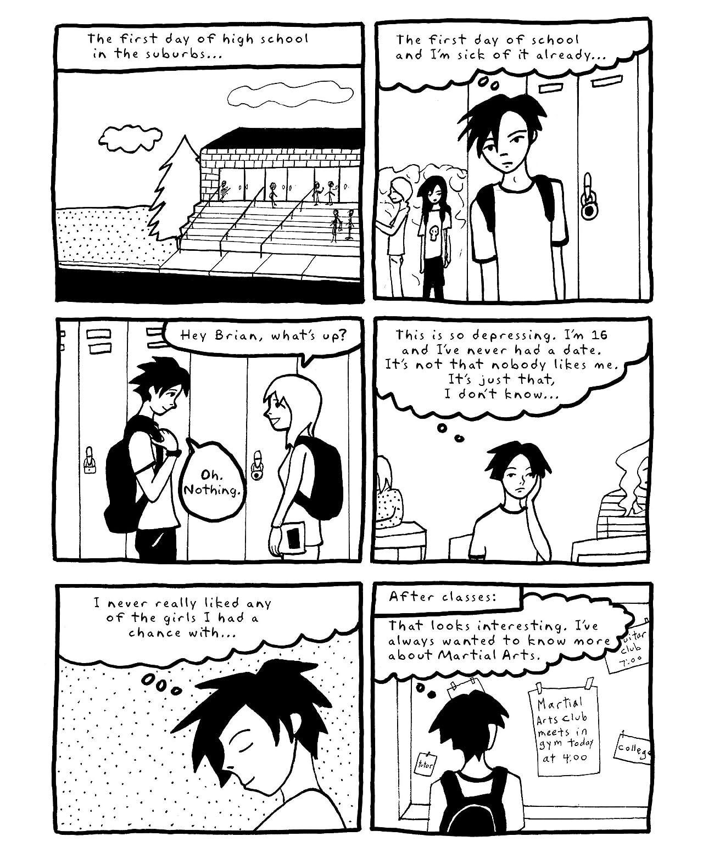 Tough Love: High School Confidential