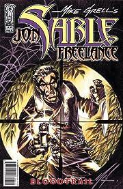 Jon Sable: Freelance - Bloodtrail #4
