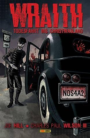 The Wraith: Todesfahrt ins Christmasland
