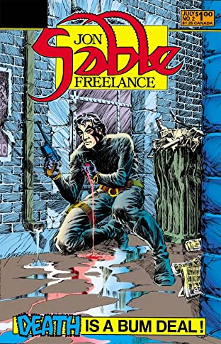 Jon Sable: Freelance #2