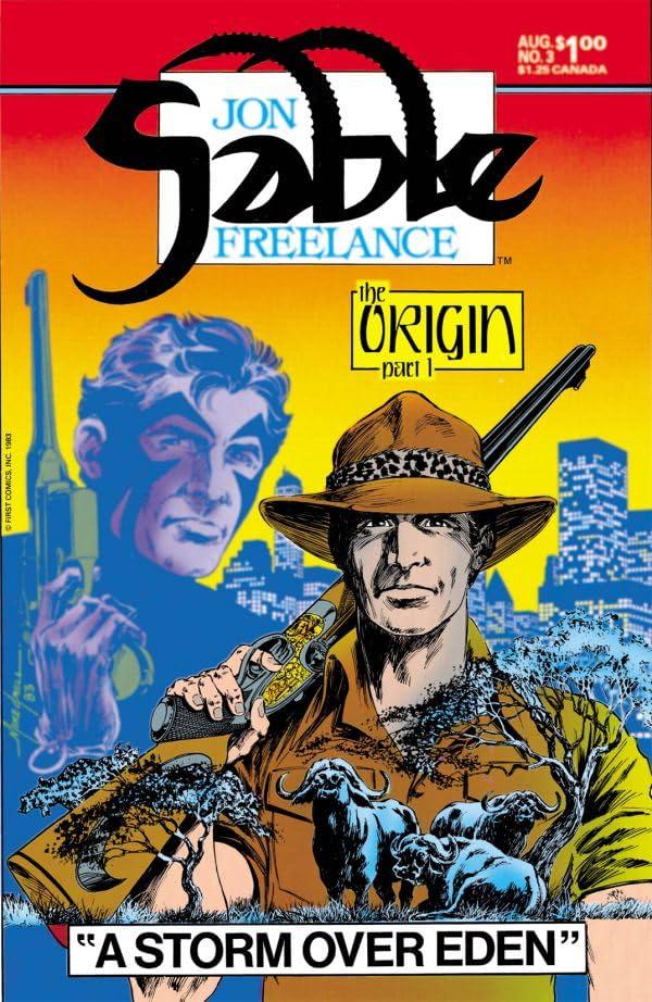 Jon Sable: Freelance #3