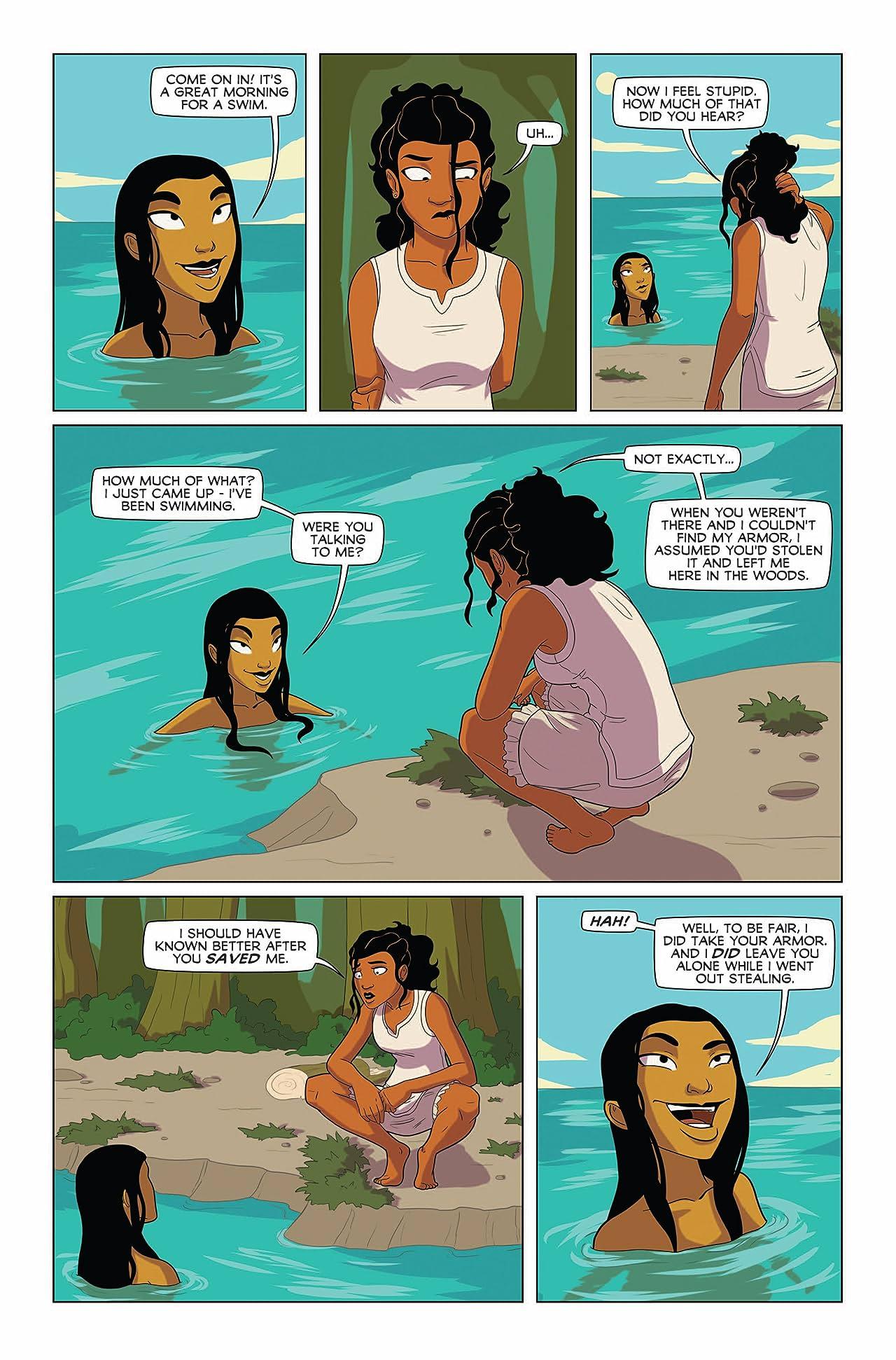 Princeless: The Pirate Princess #3