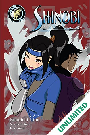 Shinobi: Ninja Princess