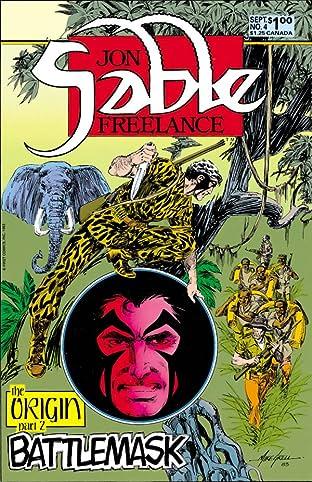 Jon Sable: Freelance #4